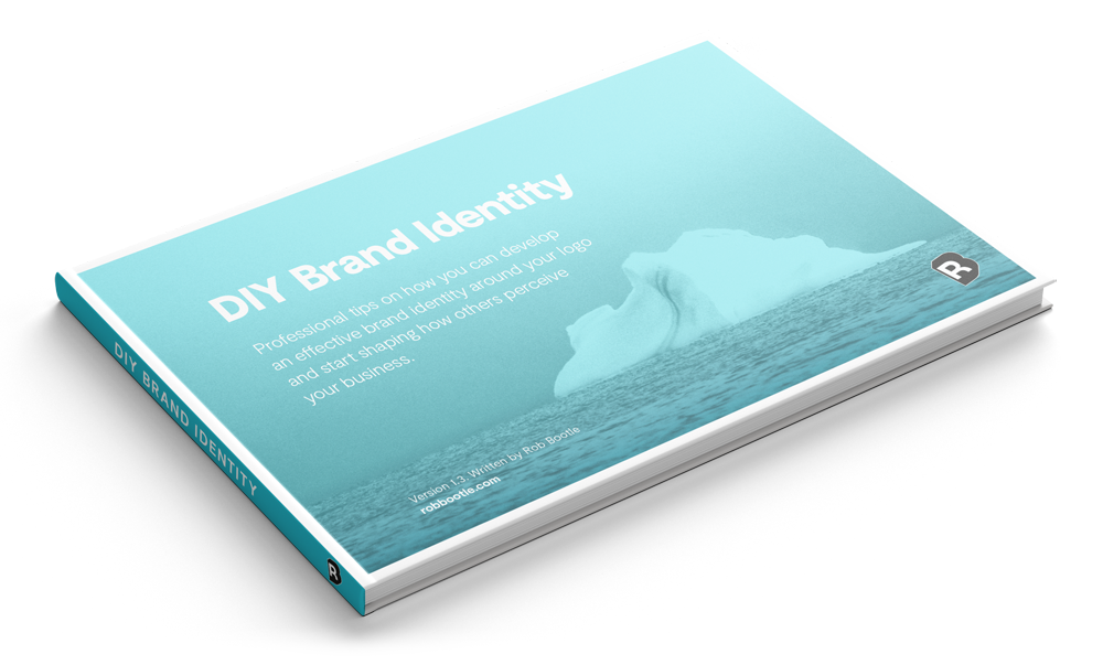 DIY Brand Identity Guide Visual